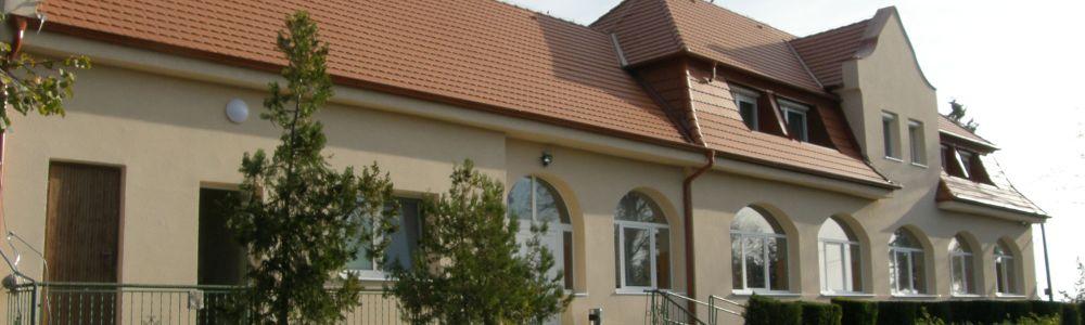 Domov sociálnych služieb pre dospelých Veľký Mede - hlavná budova