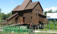 Jelka - kolový mlyn
