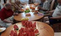 ochutnávka letných ovocie