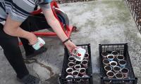 polievanie semien