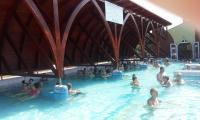 relax v teplej vode