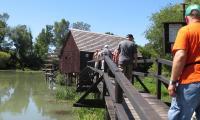 Tomásikovo - kolový mlyn